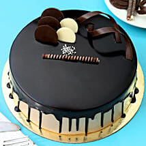 Chocolate Cream Cake: Cake Delivery in Faizabad
