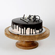 Chocolate Cream Cake: Cakes to Noida