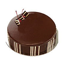 Chocolate Delight Cake 5 Star Bakery: New Year Cakes to Kanpur