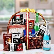 Chocolate Fanatics: New Born Gift Baskets