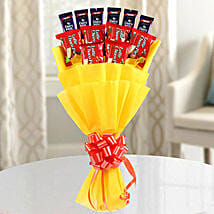 Chocolate Pie Bouquet: Gifts for Childrens Day