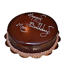 Chocolaty Birthday Cake: Cake Delivery in Edappal