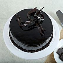 Chocolaty Truffle: Send Valentines Day Cakes to Patna