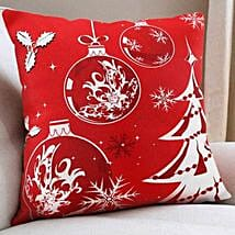 Christmas Cushion: Send Christmas Gifts to Bengaluru
