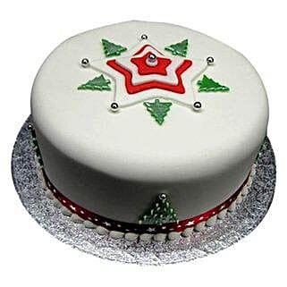 Christmas Tree Cake: Send Christmas Giftsto Chennai