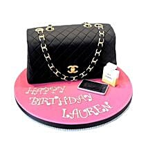 Classy Chanel Cake: Designer Cakes to Lucknow