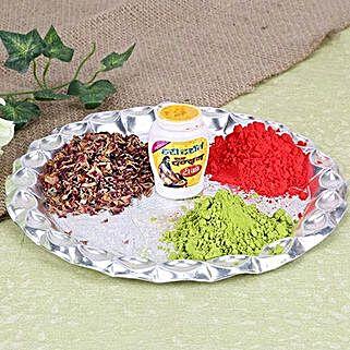 Colour Of Life: Send Holi Gifts to Mumbai