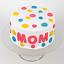 Colourful Mothers Day Cake: Cakes to Thrissur