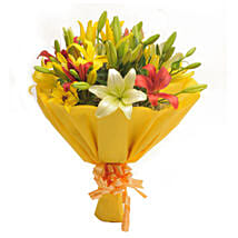 Colours Of Love: Send Flowers for Girlfriend