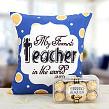 Combined To Thank: Send Gifts for Teachers Day