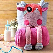 Cow Blanket: Gifts for Girls