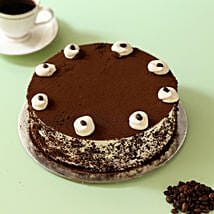Cream Drop Coffee Cake: Cake Delivery in Gurgaon