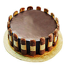 Crunchy Chocolate Cake: Cake Delivery in Ajmer