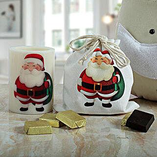 Cute Christmas Gift Set: Christmas Chocolates