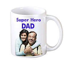 DAD Personalized Coffee Mug: Personalised Mugs Gurgaon