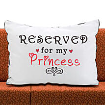 Daddys Princess: Birthday Cushions