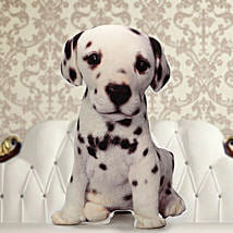 Dalmatian Cushion: Gifts for Childrens Day