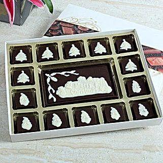 Delectable Handmade Christmas Chocolates: Christmas Chocolates