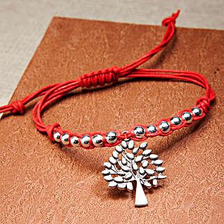 Designer Tree Bracelet Rakhi: Send Bracelet Rakhi