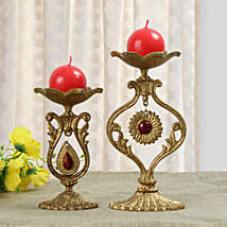 Diwali Royalty: Send Candles