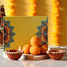 Double Delights: Send Diwali Gifts to Gwalior