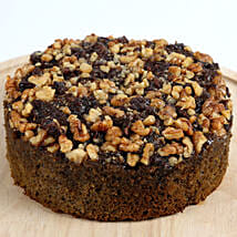 Dry Cake With Dates & Walnuts: Cakes to Kheda