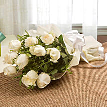 Elegance Forever: Romantic Flowers for Husband