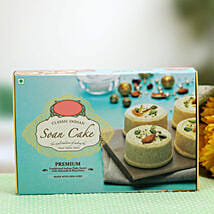 Elegant Soan Cakes: Mothers Day Sweets