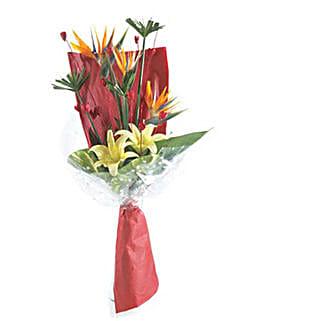 Elegante: Send Lilies for Him