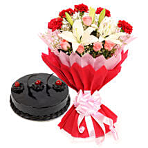Enchanted Bloom: Valentines Day Gifts Dhanbad