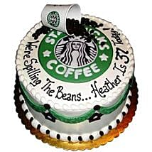 Excess Starbucks Cake: Pineapple Cakes Delivery
