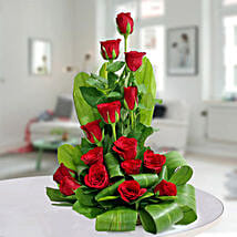 Expression of Romance: Anniversary Flowers Gurgaon