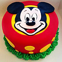 Fabulous Mickey Mouse Cake: Cake Delivery in Kolkata