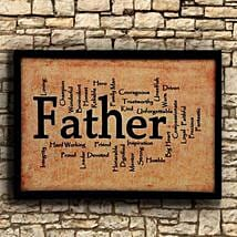 Father Frame For Dad: Send Gifts to Udgir
