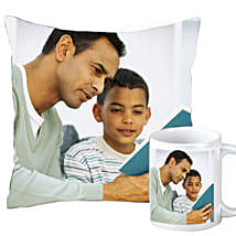 Fathers Day Personalized Combo: Send Personalised Gifts to Bokaro