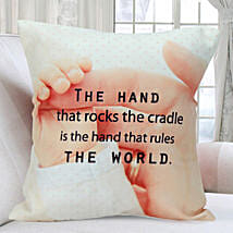 Feel Extra Special Cushion: Gifts for New Mom