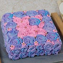 Floral Touch Mothers Day Cake: Designer cakes for Mothers Day