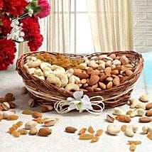 For Nut Lover: Karwa Chauth Gifts for Saas