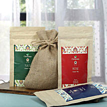 For Tea Lovers: Valentines Day Gift Hampers