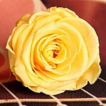 Forever Yellow Rose: Send Valentine Gifts to Tirupur