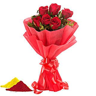 Fragrance of Holi: Holi Flowers