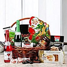 Fresh and Festive Holiday: Romantic Gift Baskets