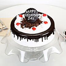 Friendship Day - Black Forest Cake: Cakes for Friendship Day