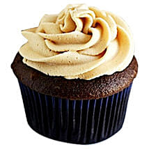 Frosted Peanut Butter Cupcakes: Eggless Cakes to Chennai