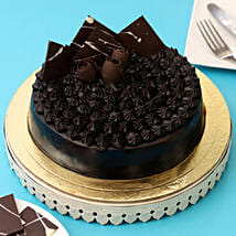 Fudge Brownie Cake: Birthday Cakes Ranchi