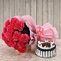 Full Of smiles: Flowers & Cake Combos