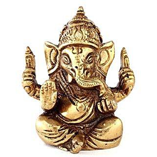 Ganesha Statue: Spiritual Gifts to Delhi