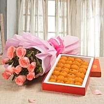 Gesture of Emotions: Flowers & Sweets Gurgaon