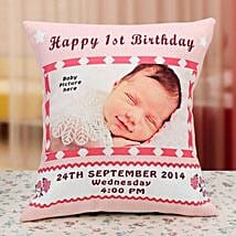 Gift for the Angel Personalized Cushion: Personalised Cushions