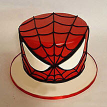 Glorious Spiderman Cake: Son